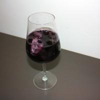 Rotwein - kalt gemacht...