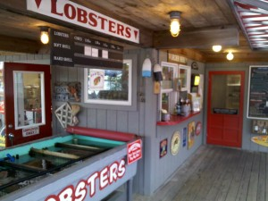 The Lobster Dock, Boothbay Harbor, ME