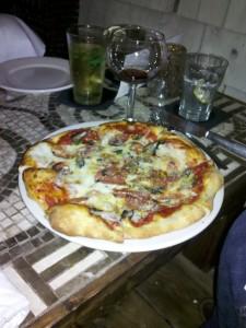 Conundrum - Fennel Pizza