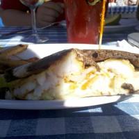 Cape Cod Reuben Sandwich